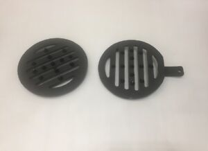 Firefox 8 Stove Bottom Right AND Left Riddling Grate (Pair)