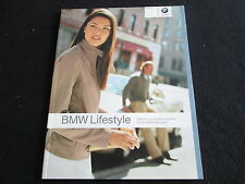 2004 BMW Gift Accessories Brochure M3 325i 550i  M Caps Books Sweater Key Chains