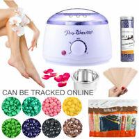 500ML Paraffin Waxing Heater Wax Warmer Pot Hair Remover Mini Body Spa Salon Kit