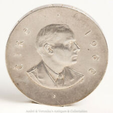 Padraig Pearce 10s Schilling Piece 1966 Silver Irish Commemorative Coin G.Cond.