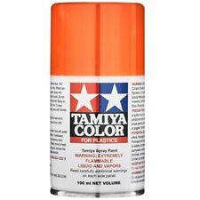 Tamiya Spray Lacquer TS-98 Pure Orange TAM85098