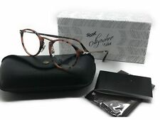 Persol CALLIGRAPHER EDITION PO 3167V Red Havana 1069 Eyeglasses 49MM