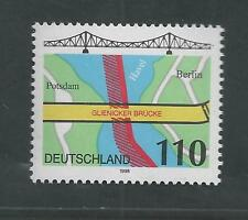 GERMANY # 1988 MNH BERLIN BRIDGE