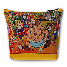 Children Purse for Kids Story Emperors New Clothes Lenticular #ASP-1006-PAVIA#