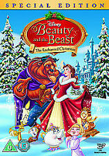 Beauty and the Beast The Enchanted Christmas [DVD], Good DVD, David Ogden Stiers
