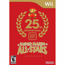 Super Mario All-Stars: Limited Edition, Acceptable Nintendo Wii, Nintendo Wii Vi