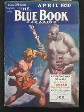 "Blue Book - Ultra High Grade Set of Burroughs - ""Fighting Men of Mars"""