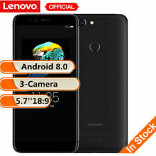 4G Móvil Libre 5.7' Lenovo S5 Smartphone Android8.0 2SIM 64GB Octa Core TOUCH ID