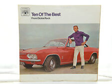 """Dickie Rock And The Miami - Ten of The Best 12"""" LP 1967"""