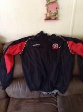 CCM Jacket Mens L New Jersey Bandits Hockey Size Large L Embroidered Nylon