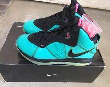 Lebron 8 South Beach Preheat VIII James 10 Nike Pink