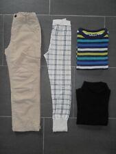 Jungen Pulli, Sweatshirt, Hosen, Gr: 110/116  4Teile