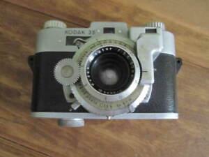 Vintage  Kodak 35 Anastar Model  35mm camera, 50mm f3.5 lens