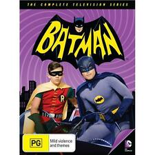Batman 66-68 TV Series (DVD, 2016, 18-Disc Set) (Region 4) Aussie Release