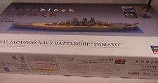 Kawada Nanoblock Battleship Yamato - japan building toys blocks NB-004 NEW