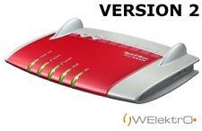 AVM FRITZ!BOX 7360 V2 VERSION 2 WLAN ROUTER REPEATER DSL VDSL MODEM