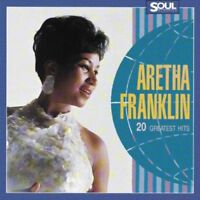 Aretha Franklin - 20 Greatest Hits NEW CD