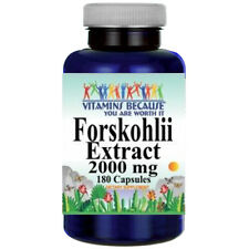 Coieus Forskohlii Extract Forskolin 2000mg 180 Caps
