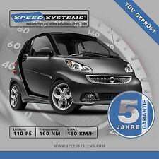 SMART FORTWO BRABUS (451) 1.0 / 72 KW / CHIP TUNING