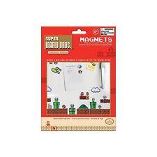 Paladone Nintendo Super Mario Bros Collectors Edition Magnets  ... Free Shipping