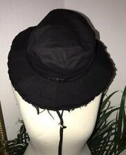 Jacquemus Hat Black Adjustable