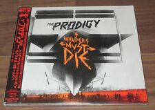 The PRODIGY Japan PROMO issue CD & DVD limited edition SEALED more in stock!