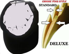 1Pk Baseball Hat Liner Panel Shaper| For Fitted, Flexfit, Snapback Caps and more