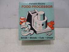 1980 Cal-Themes Inc, Portable Electric Food Processor