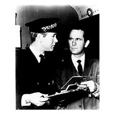 Get Smart Don Adams as Maxwell with Cop 8 x 10 Inch Photo