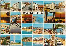 CAVALLINO LIDO - VEDUTINE (VENEZIA) 1970