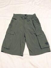 BOY SCOUTS OF AMERICA Mens BSA Centennial Green Uniform Shorts Adult Extra Small