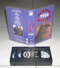 Vhs LITFIBA EL DIABLO TOUR 1991 OTTIMO Piero Pelù Pelu'