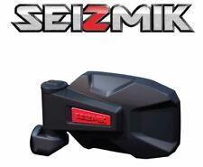Red Seizmik Strike Side View Mirrors for 2004-2020 Kubota RTV 900 / RTV 1140