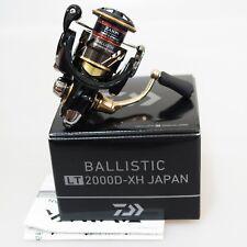 2018 DAIWA BALLISTIC LT 2000D-XH Japan Spinning Reel Fedex shipping 2days to Usa