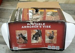 Hyskore Portable Armorers Vise Rifle Rest Shooting Range Jig Gunsmith Hunting