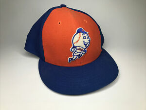 New York Mets #59 Game Used Batting Practice Hat 7 5/8