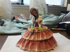 VINTAGE ROYAL DOULTON Day Dreams PORCELAIN FIGURINE  RDB