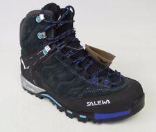 New Women's Salewa Mountain Trainer Mid GTX Hiking Boots - Size 7 - Waterproof