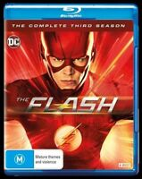 The Flash - Season 3 Blu-Ray [New/Sealed]