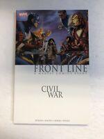 Civil War: Frontline (2006) TPB (NM),Paul Jenkins