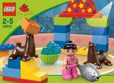 LEGO Duplo - 10503 Paddle-show-NUOVO & OVP