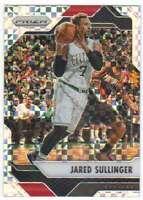 2016-17 Panini Prizm Basketball Starburst Prizm #214 Jared Sullinger Raptors