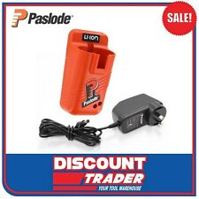 Paslode Genuine Li-Ion Impulse Cordless Battery Charger & Base Kit 902661+902657