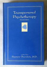 Transpersonal Psychotheraphy (1996)