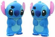 "For IPhone 7 Plus 5.5"" 3D Lilo Stitch Soft Silicone Character Case  - BP"