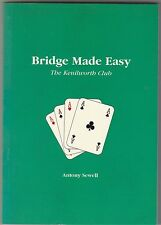 Bridge Made Easy The Kenilworth Club Convention Anthony Sewell PB