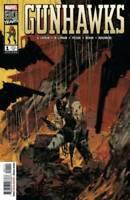 Gunhawks #1 Main Cover Marvel Comics Young Guns 1st Print 2019 NM