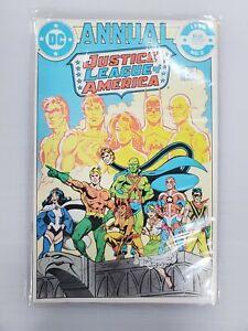 Justice League America Annual #2 DC Comics 1984