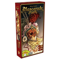 Asmodee Mascarade Card Game 2-13 players Age 10+