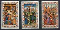 25322) Penhryn 1980 MNH New Easter Paintings S/S BFx3